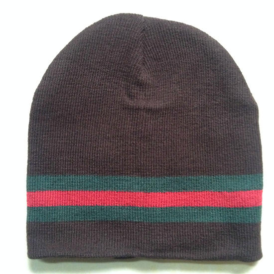 Blank Brown Beanie SF