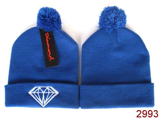 Diamond Beanie Blue SG