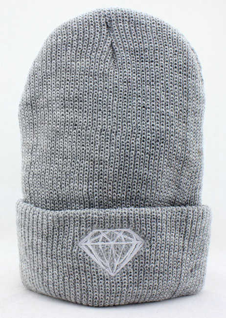 Diamond Grey Beanie JT