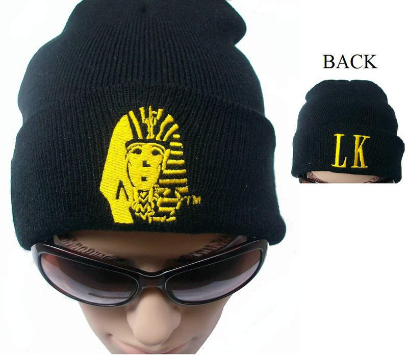 Last Kings Beanie Black JT