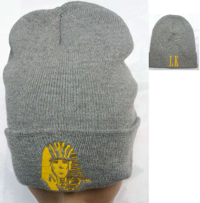 Last Kings Beanie Grey JT