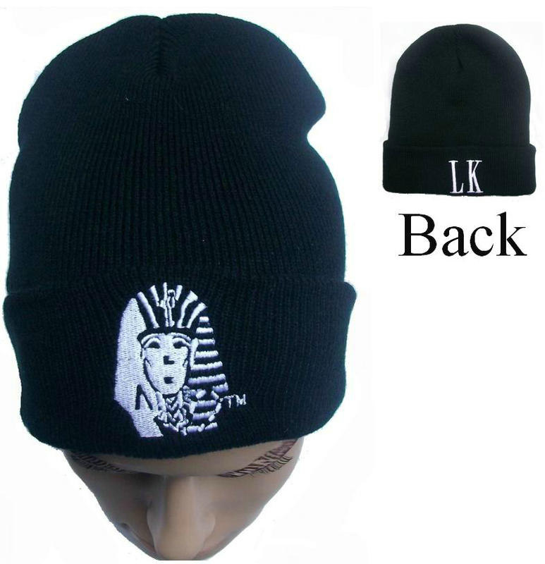 Last Kings Beanie Navy JT