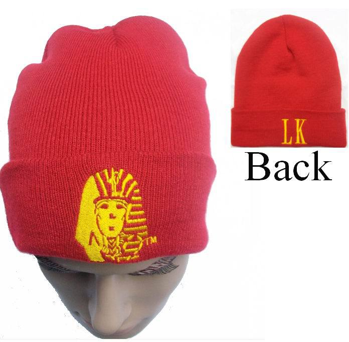 Last Kings Beanie Red JT