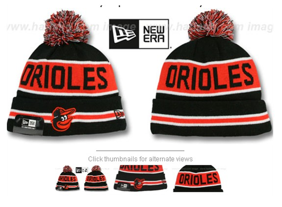 Baltimore Orioles Beanies 60D 150229 06