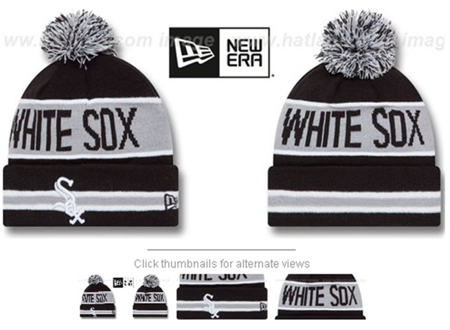 Chicago White Sox Beanies 60D 150229 09