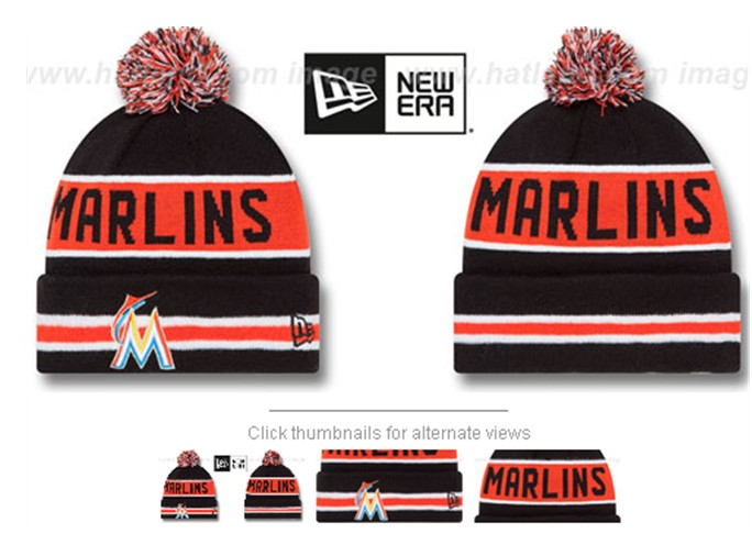 Florida Marlins Beanies 60D 150229 05