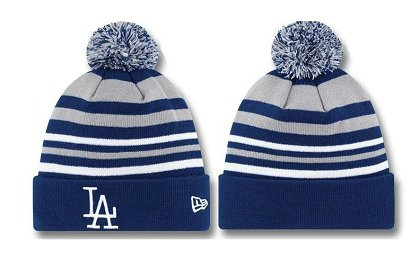 Los Angeles Dodgers Beanies DF 150306 1