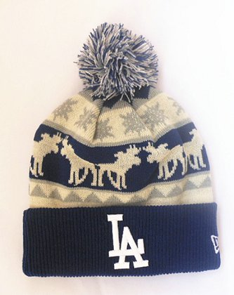 Los Angeles Dodgers Beanies SJ 150306 3