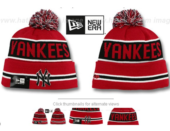 New York Yankee Beanies 60D 150229 01