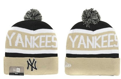New York Yankees Beanies DF 150306 023