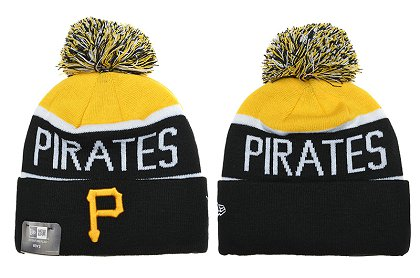 Pittsburgh Pirates Beanies DF 150306 2