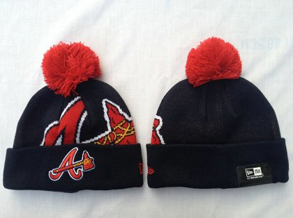 MLB Atlanta Braves Beanie SF