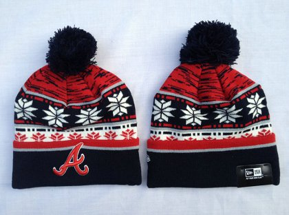 MLB Atlanta Braves Beanie SF-U