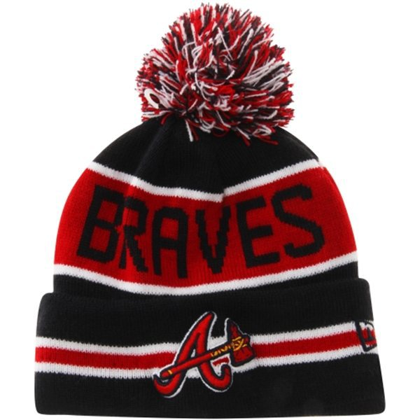 MLB Atlanta Braves Beanie XDF