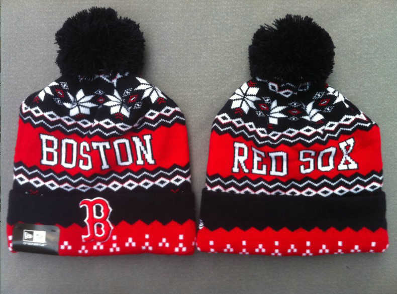MLB Boston Red Sox Beanie SF
