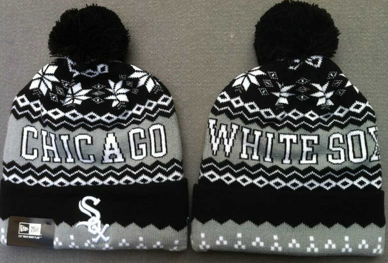 MLB Chicago White Sox Beanie JT