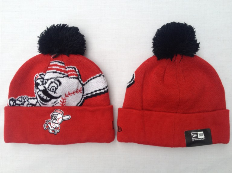 Cincinnati Reds Beanie Red SF