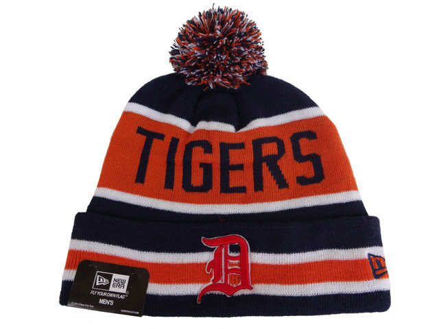 MLB Detroit Tigers Beanie DF