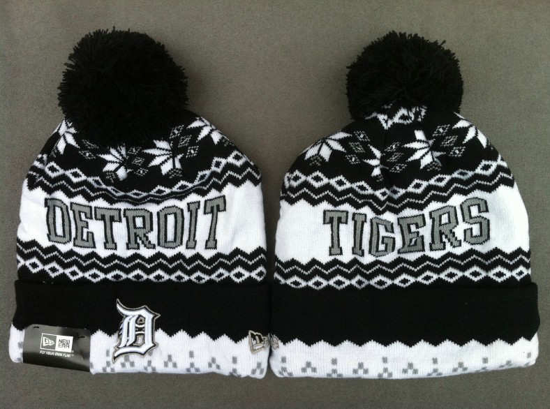 MLB Detroit Tigers Beanie SF