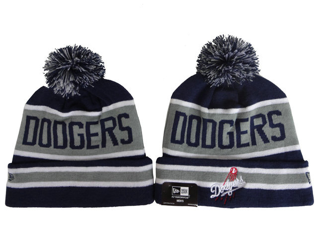 MLB Los Angeles Dodgers Beanie DF