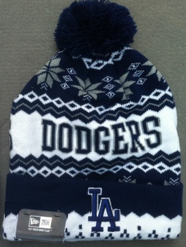 MLB Los Angeles Dodgers Beanie JT