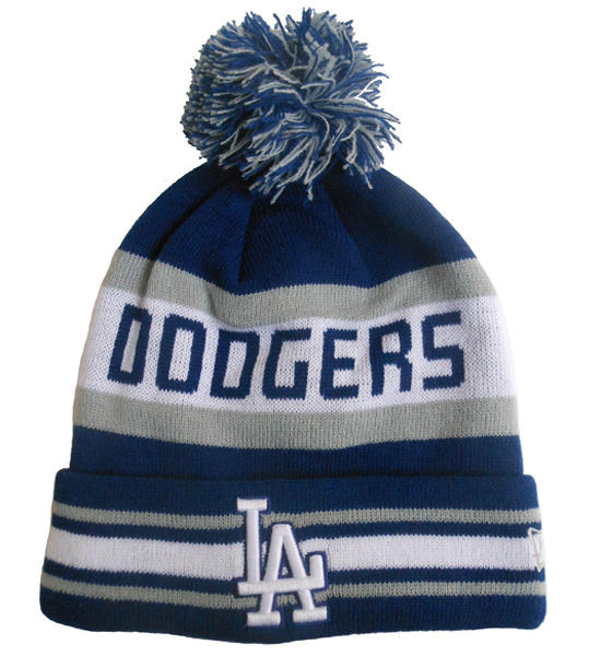 MLB Los Angeles Dodgers Beanie SJ