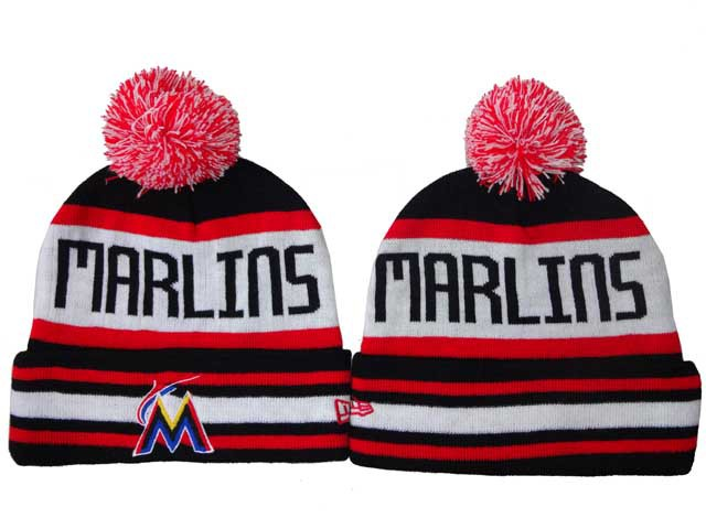 MLB Miami Marlins Beanie DF