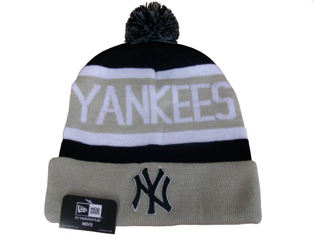 MLB New York Yankees Beanie DF