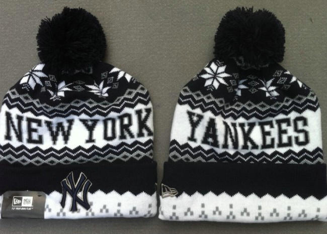 MLB New York Yankees Beanie JT