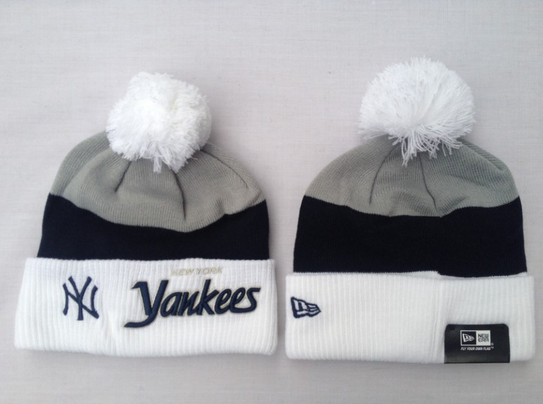 New York Yankees Beanie SF 1