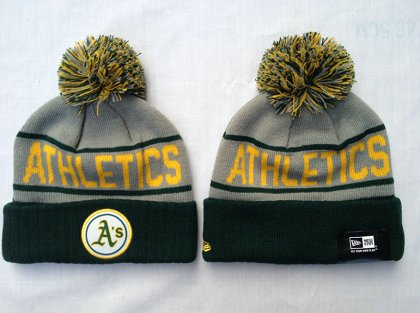 MLB Oakland Athletics Beanie SF-T