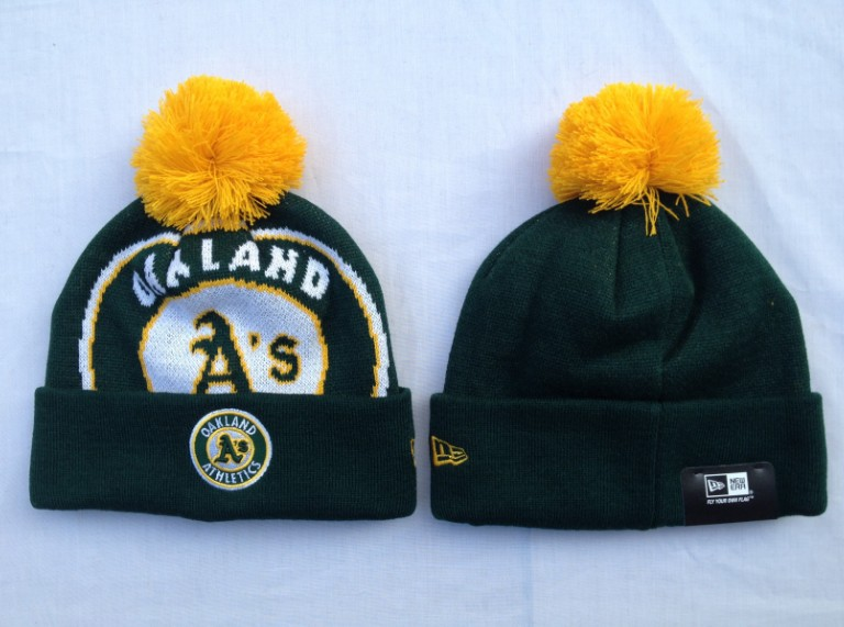 Oakland Athletics Beanie SF