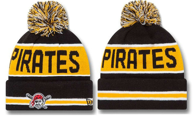 Pittsburgh Pirates Beanie DF