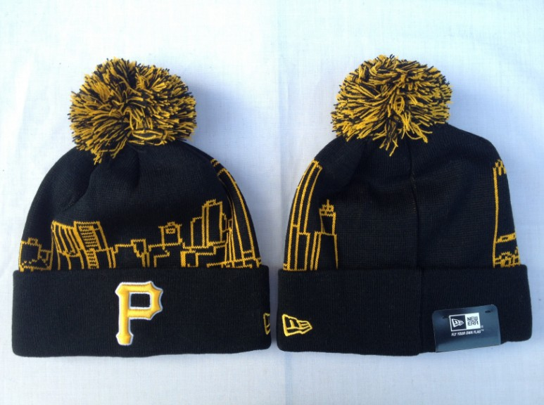 Pittsburgh Pirates Beanie SF