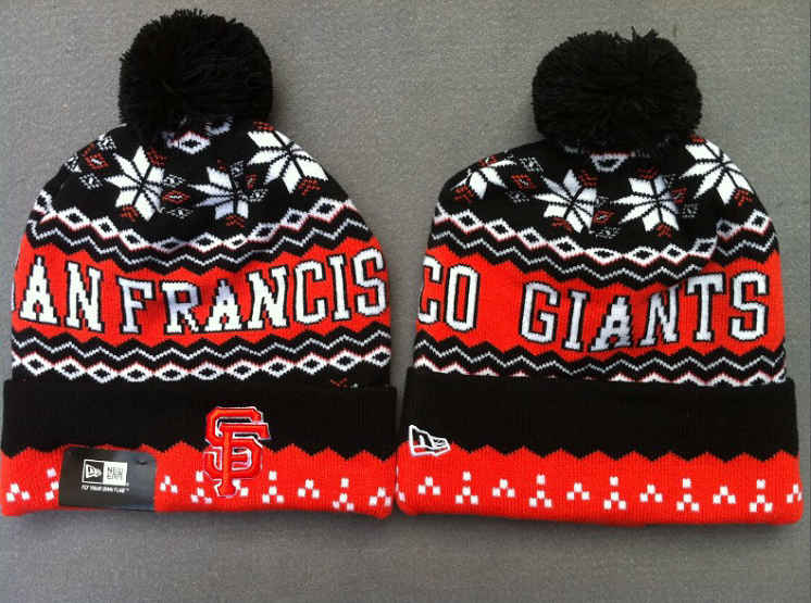 MLB San Francisco Giants Beanie SF