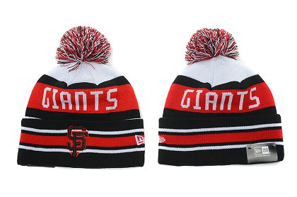 San Francisco Giants New Type Beanie SD 4d13