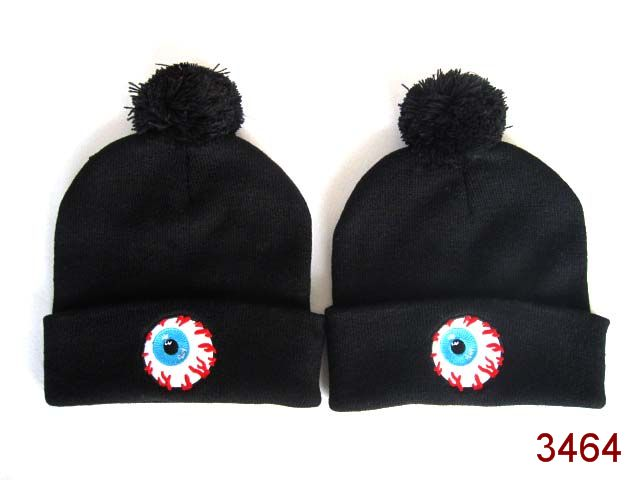 Mishka Keep Watch Beanie Black SG