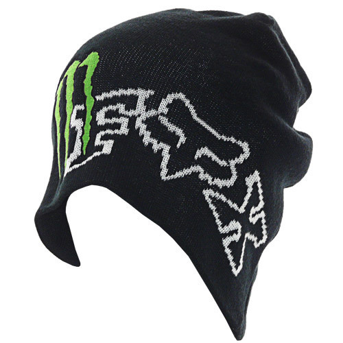 Monster Energy Beanie Black 1 DF