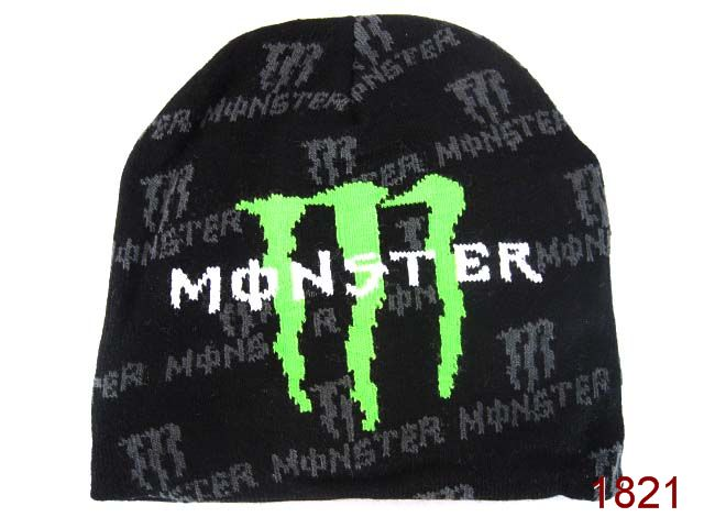 Monster Energy Beanie Black 2 SG