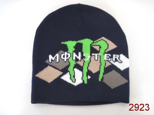 Monster Energy Beanie Navy 1 SG
