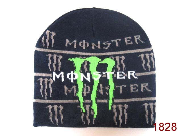 Monster Energy Beanie Navy 3 SG