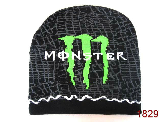 Monster Energy Beanie Navy 5 SG