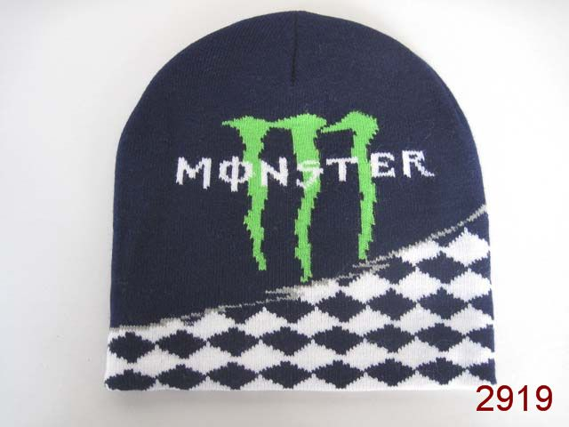 Monster Energy Beanie Navy SG