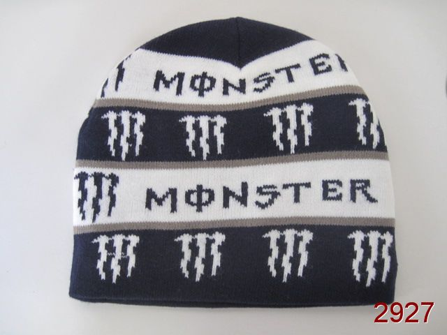 Monster Energy Beanie Stripe 1 SG