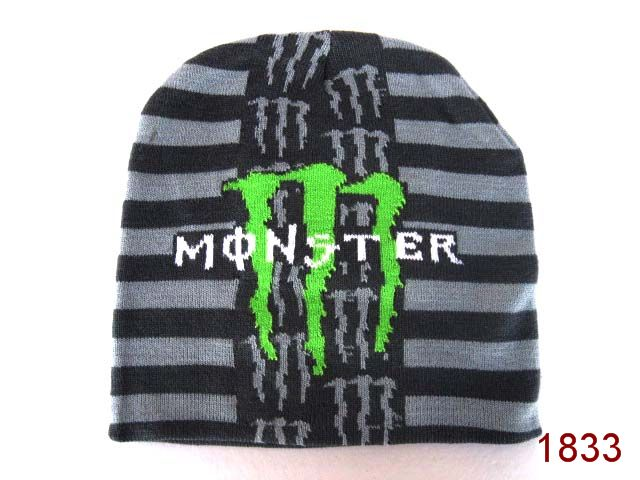 Monster Energy Beanie Stripe 2 SG