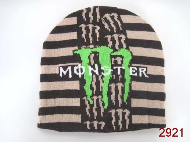 Monster Energy Beanie Stripe 3 SG