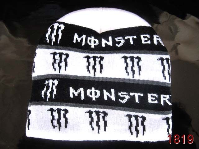 Monster Energy Beanie Stripe SG