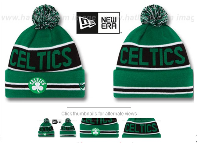 Boston Celtics Beanies 60D 150229 1