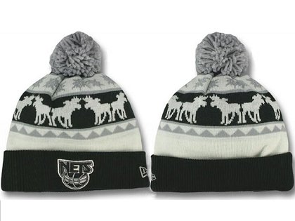 Brooklyn Nets Beanie XDF 150225 01