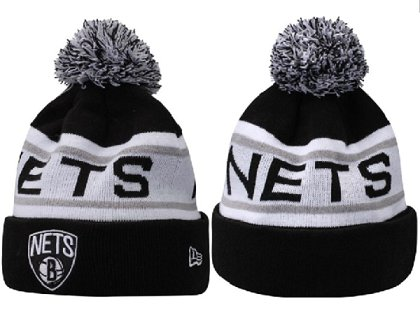Brooklyn Nets Beanie XDF 150225 04
